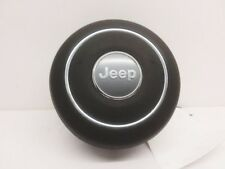 2011-2016 JEEP COMPASS PATRIOT LEFT DRIVER STEERING WHEEL AIRBAG