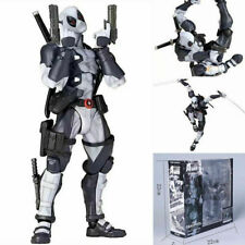 Kaiyodo Revoltech Amazing Yamaguchi X-Force Deadpool Figure Toy New in Box #$