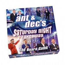 Paul Lamond 6305 ANT and Decs Saturday Night Takeaway The Board Game