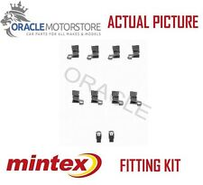 NEW MINTEX FRONT BRAKE PADS ACCESORY KIT SHIMS GENUINE OE QUALITY MBA1671