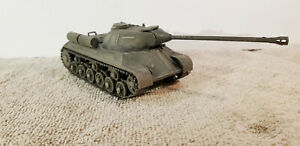 BUILT 1/48 SOVIET STALIN JS3 TANK PROFESSIONALLY BUILT