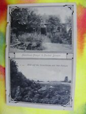 Sehr alte RARE Ansichtskarte, Postkarte vom Seebad BANSIN, Forsthaus F. - MS 787