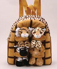 "Wild Animal Backpack 11"" by Unipak"