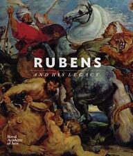 Rubens and His Legacy, Barringer, Tim
