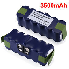 14.4V Vacuum NI-MH Battery For iRobot Roomba 500 510 530 570 580 550 3500mAh