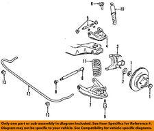 GM OEM-Front Bushings 3842895