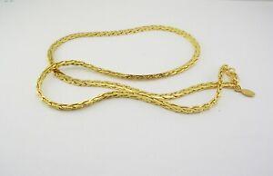 """Nolan Miller 24"""" Serpentine Chain Necklace"""