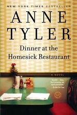 Dinner at the Homesick Restaurant: A Novel by Tyler, Anne