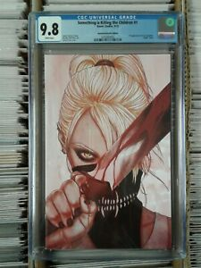 Boom! Studios Something is Killing the Children issue 1 / CGC 9.8 /white pages