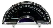 1960Late-1962 Corvette Speedometer - Restored Original