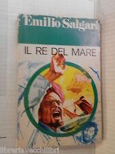 IL RE DEL MARE Emilio Salgari Cosimo Musio Paoline Tutto Salgari 1975 libro di