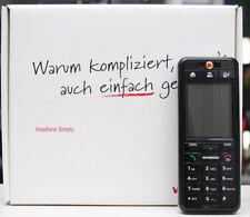 Vodafone Sagem simply VS2 Telefon Handy Tastentelefon Neu aus Widerruf Händler