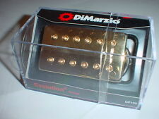 Dimarzio DP159 Evolution Bridge Humbucker Guitar Pickup - GOLD REGULAR SPACING