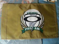Oakley pro-am pin flag open ryder British pga