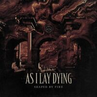 AS I LAY DYING Shaped By Fire DIGIPAK CD (Metalcore) killswitch engage unearth