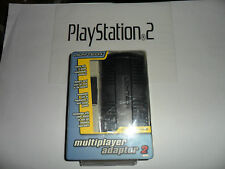 playstation 2 MULTI PLAYER ADAPTOR 2 -new/sealed-
