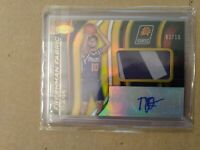 2019 panini certified Ty Jerome gold rookie auto sp#/10
