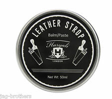 HARYALI LONDON BALM/PASTE 50 ML TUB FOR LEATHER STROP