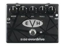 MXR EVH5150 5150 OVERDRIVE Guitar Effect Pedal Eddie Van Halen