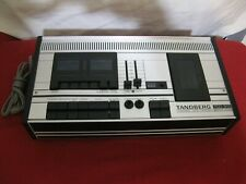 Tandberg Tcd 310 Stere Cassette Deck Just Serviced