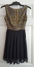 NWT JUNIORS B. DARLING SPECIAL OCCASSION STUDDED DRESS $89  SIZE 3/4
