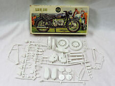 Airfix - BMW R69 Motorcycle - Vintage Model Kit - Complete