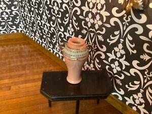 Dollhouse Miniature Artisan Vince Stapleton 1/12 Vase Beautiful