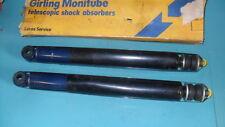 FIAT 124 ,S,T, 1968-74 NEW REAR GAS SHOCKABSORBERS