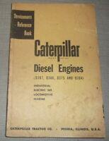 CAT CATERPILLAR D397 D386 D375 D364 MARINE ENGINE SERVICE REPAIR BOOK MANUAL