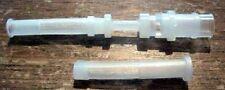 FILTRE PLASTIQUE POUR RESERVOIR ET CARBURATEUR (NEUF) SOLEX 3300 3800 5000