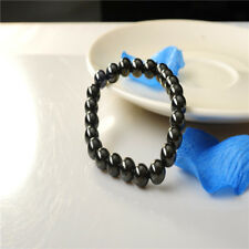 Black Magnetic Hematite Bracelet Fashion Pain Therapy Arthritis Elders Gift New