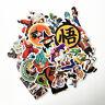 50pc Dragon Ball Z  - Goku Super Saiyan Anime Decal Sticker for Car/Truck/Laptop