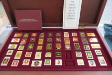 RARE Franklin Mint The World's Greatest Regiments, Sterling Silver With Coa