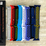 Perforated Silicone iWatch Strap Band For Apple iWatch 1 2 3 4 5 38/40 42/44 mm