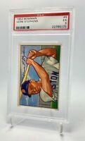 🔥 1952 Bowman #9 Vern Stephens PSA 5 EX Boston Red Sox 🔥