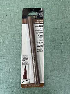 Milani Brow Tint Pen, Felt - Tip Brow Color #01 Natural Taupe