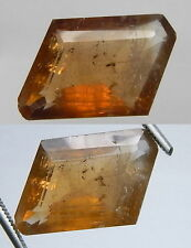 Imperial Topaz 19.8ct 100% Natural Untreated Color Change Pak 28x14 USA Seller