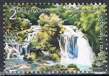 1999 Bosnië Herzegovina 165 Europa CEPT Nationale parken