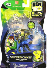 BEN 10 TENNYSON ALIEN FORCE COLLECTION SPIDERMONKEY #27447 ACTION FIGURE Toy New