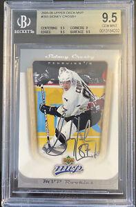 2005-06 Upper Deck MVP Sidney Crosby #393 RC BGS 9.5 Rookie