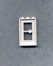 Lego--3579/7930 -- Türe -- Rahmen-Türblatt -- 1 x 3 x 4 -- Weiß/Weiß --