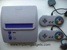 Rétro Super Nintendo/SNES console-joue Super NES cartouches