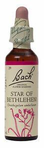 Bach Flower Remedies, Star of Bethlehem  20ml. BBE 01/2026