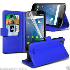 Étuis, housses et coques etuis portefeuilles bleus pour téléphone mobile et assistant personnel (PDA) Acer