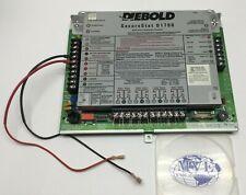 Radionics Diebold Securestat D1700 Bosch Security Systems D8108a Control Panel