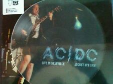 AC / DC - Live In Nashville - August 8 TH 1978 - NEU / OVP  !!!  ( Ein Mussss )