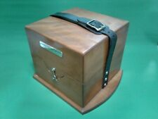 Ships Chronometer, Outer carrying box for the Hamilton 22 gimbaled deck watch