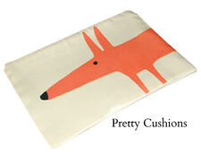 Scion Mr Fox Cream Make-up / Wash Bag