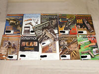 NRA ~ American Rifleman Magazines ~  Lot of 11 Issues ~ 2006
