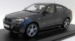 Paragon 1/18 Scale Diecast - 80432352461 BMW X4 Sophisto Grey